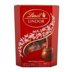 Lindt Lindor Milk Chocolate 50g