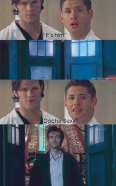 Doctor Sexy indeed ;)