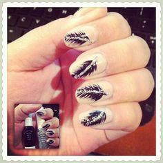 Sparkle Feathers