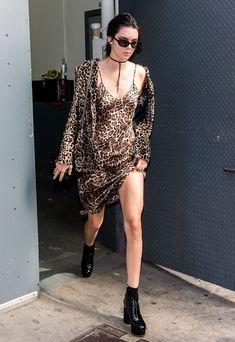 PE2017 Sreet style Kendall Jenner Fashion Week New York 10