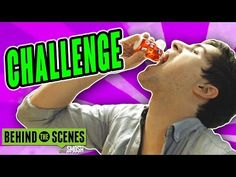 CONCENTRATED KOOL-AID CHALLENGE (BTS) - http://www.viralvideopalace.com/smosh/concentrated-kool-aid-challenge-bts/