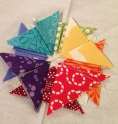 Somerset Star Tutorial 5 Quilting Tutorials, Quilting Projects, Quilting Designs, Quilt Block Patterns, Quilt Blocks, Fabric Crafts, Sewing Crafts, Fabric Origami, Origami Quilt
