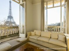 Luxury real estate in Paris France - Paris 16 - Quai de New York - JamesEdition Paris France, Paris Paris, Paris Apartments, Pent House, Porch Swing, Luxury Real Estate, Outdoor Furniture, Outdoor Decor, Future House
