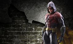 DC Comics Robin Collectible Figure
