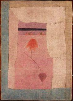 "Paul Klee. J'aime tellement ""Arabian Song"", 1932."