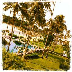 The view at #crowne plaza #panwa beach #phuket from my room!