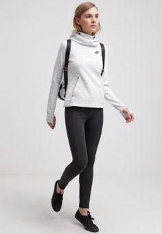 Nike Sportswear - NIKE TECH FLEECE HOODIE - Hoodie - summit white