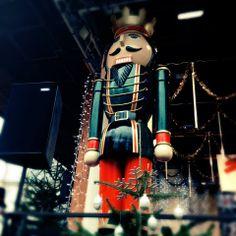 Famous giant 'nussknacker', homemade decoration in #Luxemburg. #ChristmasMarket http://www.parkinn.com/hotel-luxembourg