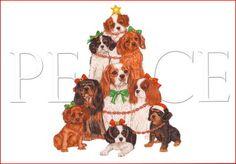 Cavalier Christmas Cards