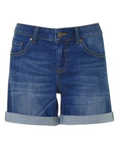 Thea Denim Shorts