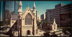 Cathedral of St Stephen 249 Elizabeth Street, Brisbane. Morning prayer and singing Friday 8:30am