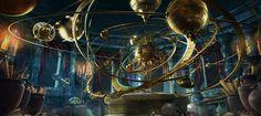 Planeten steampunk steampunk Fantasy