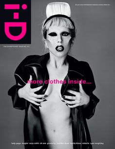 The Exhibitionist Issue No. 312 Spring 2011 Lady Gaga by Mariano Vivanco