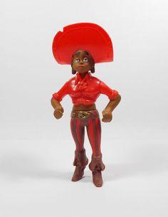 The Pirates - Cutlass Liz - Toy Figure - Aardman