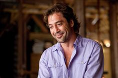 """Javier Bardem -  Eat, Pray, Love   especially when he says  """"Darling"""" and """"Mixtapes"""" :)"""
