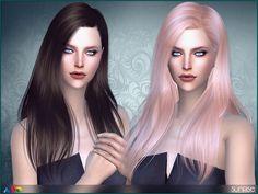 Sims 4 CC's - The Best: Anto - Sunrise (Hair)