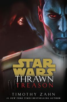Thrawn: Treason is a canon novel written by Timothy Zahn. Published on July 23, 2019 by Del Rey, it acts as the sequel to the 2018 novel Thrawn: Alliances, as well as the final installment in the Thrawn novel series. Set before the finale of Star Wars Rebels, Thrawn: Treason features Grand Admiral Thrawn crossing paths with Director Krennic as well as the return of Eli Vanto. 1 Publisher's summary 2 Plot summary 2.1 Prologue 2.2 Departing Lothal 2.3 The Gralloc wager 2.4 Hunting grallocs 2.5…