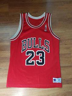 Vintage 90s Chicago Bulls Jersey 3a461c936ea