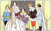 King Hawksbeak by Margaret Evans Price 1