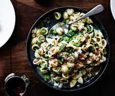 Tipo 00 chef Andreas Papadakis adds an anchovy twist to the typical Southern Italian dish. Chef Recipes, Pasta Recipes, Cooking Recipes, Italian Dishes, Italian Recipes, Smoked Trout Salad, Tofu Soup, Pork Broth, Gourmet