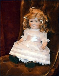 Mercy The Haunted Evil Doll. 18 inches Tall and a un-measurable level terror, says real haunted doll owner Sherrie Khun. I don't know how, but I seem to know which dolls are haunted. The spirit of a 7 year old was said to haunt possess or inhabit this doll when I bought it from an eBay seller. But I dont think that a dead child could cause or bring about the intesity of the haunting that I have experienced...