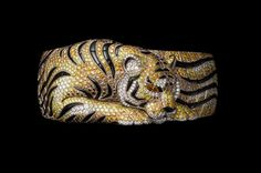Tiger Bracelet from Solar Landscape