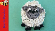 Crochet Sheep Tutorial