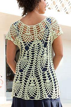 Ravelry: Capri Cover pattern by Tammy Hildebrand