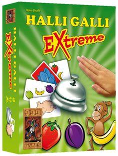 Halli Galli. Hier de Extreme versie.