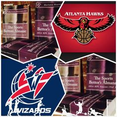 "5/9/15 NBA Playoffs: #Atlanta #Hawks vs #Washington #Wizards (Take: Wizards +3.5,Under 199) (THIS IS NOT A SPECIAL PICK ) ""The Sports Bettors Almanac"" SPORTS BETTING ADVICE  On  95% of regular season games ATS including Over/Under   1.) ""The Sports Bettors Almanac"" available at www.Amazon.com  2.) Check for updates   Marlawn Heavenly VII ( SportyNerd@ymail.com )  #NFL #MLB #NHL #NBA #NCAAB #NCAAF #LasVegas #Football #Basketball #Baseball #Hockey #SBA #Boxing #Business #Entrepreneur…"