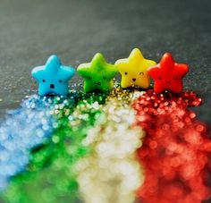 star colours.