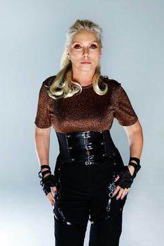 Debbie Harry Blondie 2018