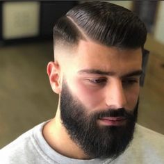 Top 100 Best Haircuts For Men In 2020 - The Vogue Trends Korean Men Hairstyle, Mens Hairstyles Fade, Popular Mens Hairstyles, Cool Hairstyles For Men, Cool Haircuts, Haircuts For Men, Short Hairstyles With Beard, Men's Hairstyles, Medium Beard Styles