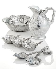 Arthur Court Grape Serveware Collection - Serveware - Dining & Entertaining - Macy's