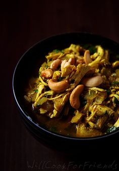 Curry Chicken Soup with Rice – recipe in post This Chicken Soup doesn't really have anything to do with your traditional chicken soup with rice… but in the colder weather, I just can't help gravitating towards spices – holiday spices, for sure, but also curry. As the temperatures dropped, and I started stuffing my pockets …