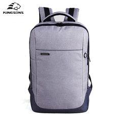 Nylon Waterproof Laptop Backpack Men Women Computer Notebook Bag Laptop Bag School Bags for Boys Girls