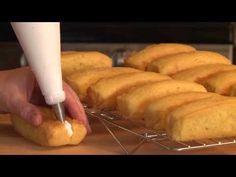 Homemade Twinkies Recipe - How to Make Twinkies - YouTube