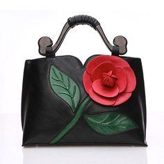 Vintage Flowered Big Totes Bag