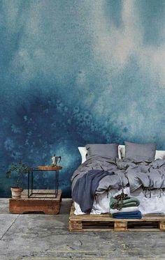 Unglaublich tolle Wandfarbe l Ideen rund ums Wohnen l Wow the color