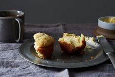 Marion Cunningham's Bridge Creek Fresh Ginger Muffins recipe on Food52