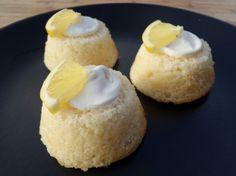 Lemon Cakes inspired by Game of Thrones @ Oven Rendered (https://ovenrendered.wordpress.com)