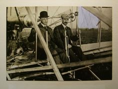 Albert Bond Lambert, founder of Lambert Airport, played a huge role in aviation history | Missouri History Museum #Lambert