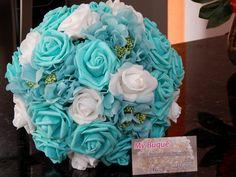 Buquê Noiva Tiffany