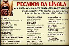 Jurandir Ferreira: 354 - Os Cuidados com a Língua Jesus Is Life, God Jesus, Jesus Christ, Bible Quotes, Bible Verses, Gospel Bible, Bibel Journal, Stress, Jesus Freak