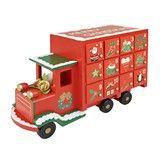 Christmas Advent Truck