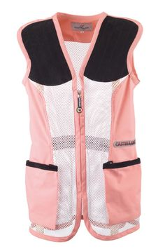 pink shooting  | Women Shooting Vest [CAS.22] - $185.00 : Trapshooters electronic store ... Shooting Gear, New Hobbies, Girls Be Like, Cas, Store, Clothing, Pink, Jackets, Jewelry