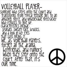 I Love Volleyball Quotes Photos. Posters, Prints and Wallpapers I Love Volleyball Quotes Volleyball Jokes, Volleyball Motivation, Volleyball Workouts, Volleyball Drills, Coaching Volleyball, Volleyball Pictures, Volleyball Sayings, Sport Motivation, Volleyball Party