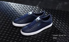 Puma Court Star: Blue