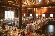 The 10 Michigan Wedding Barns You Have to See | WeddingDay Magazine