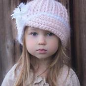 'Vintage Twist' Crochet Cloche - via @Craftsy